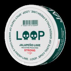 LOOP Jalapeno Lime 9.4 mg/sachet