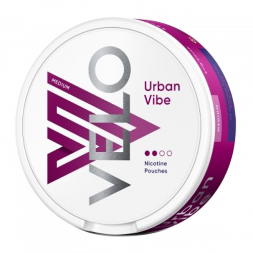VELO Urban Vibe 6mg/sachet