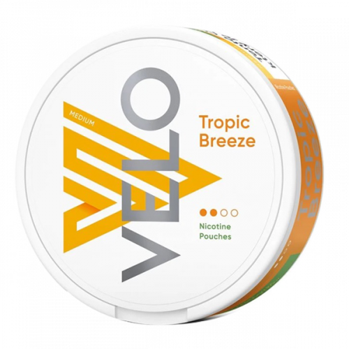VELO Tropic Breeze 6mg/sachet