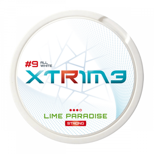 Lime Paradise 12,8mg/sachet