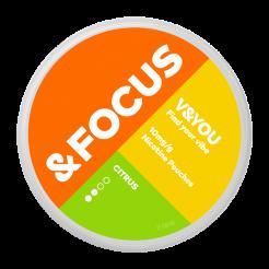 &FOCUS Citrus 6mg-sachet