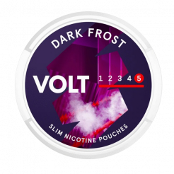 ZYN Slim Dark Frost 12,8mg/sachet