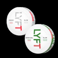 "LYFT Pack ""Extra Strong & Fresh"""