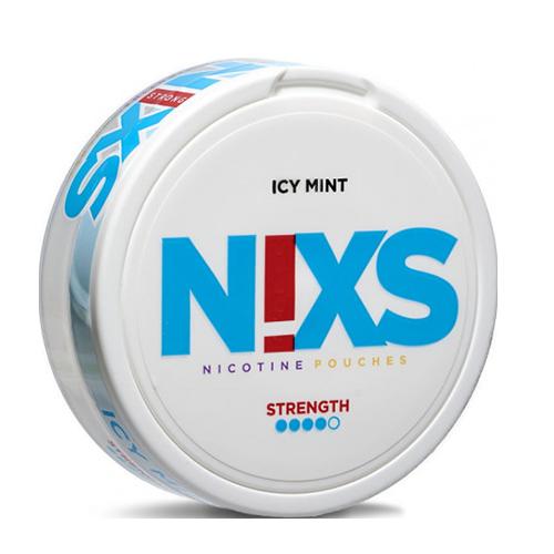 N!XS Menthe Glacée 9,6mg
