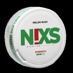 Nicotine pouches NIXS Melon Rush 6,4mg/sachet