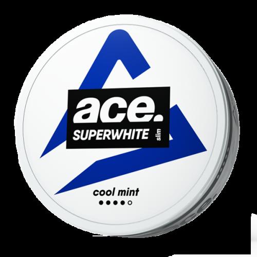 Ace Menthe forte poivrée, 10,4mg
