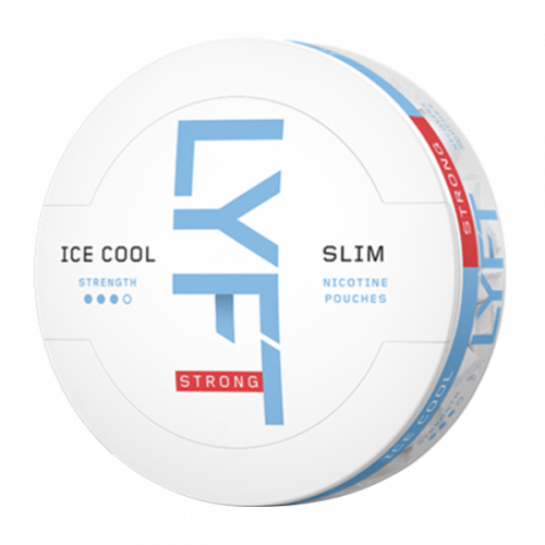 LYFT Slim Ice Cool Mint 9,8mg/sachet