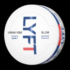 Nicotine Pouches LYFT Slim Urban Vibe 9,8mg/sachet