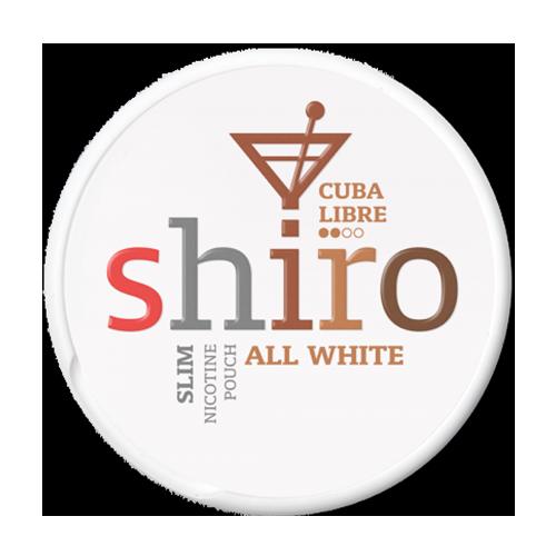 SHIRO Cuba Libre 6mg/sachet