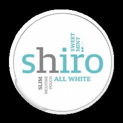 SHIRO Sweet Mint 6mg/sachet