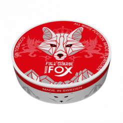 WHITE FOX Full Charge Extra Strong 16,5mg/sachet