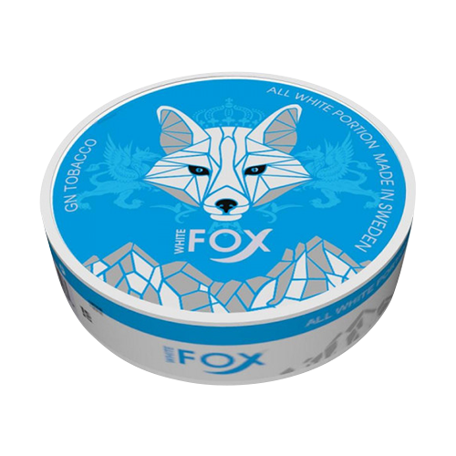 WHITE FOX Slim 12mg/sachet
