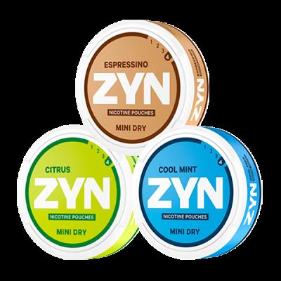 ZYN Mini Pack Strong