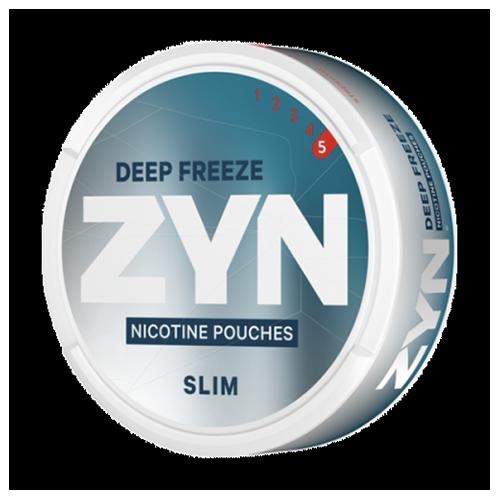 ZYN Slim Deep Freeze 12,8mg/sachet