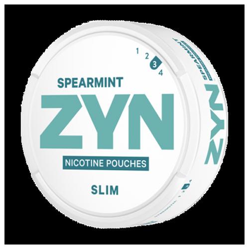 ZYN Slim Spearmint 9,6mg/sachet