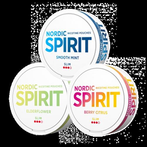 "NORDIC SPIRIT Pack Strong ""Swedish Nature"""