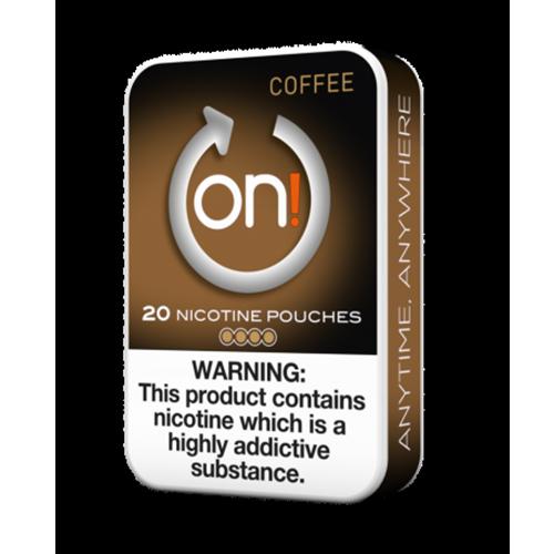 On! COFFEE 4mg/sachet