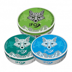 """White Fox Pack """"Extra Strong & Fresh"""""""