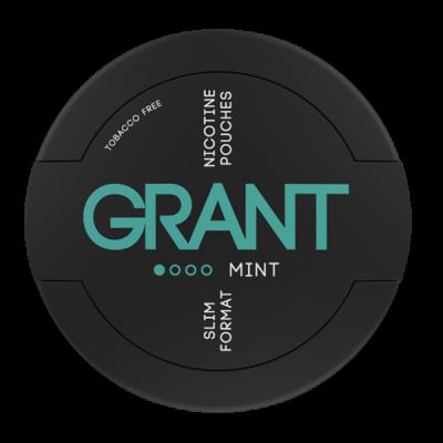Grant Slim Mint 11,7 mg/sachet