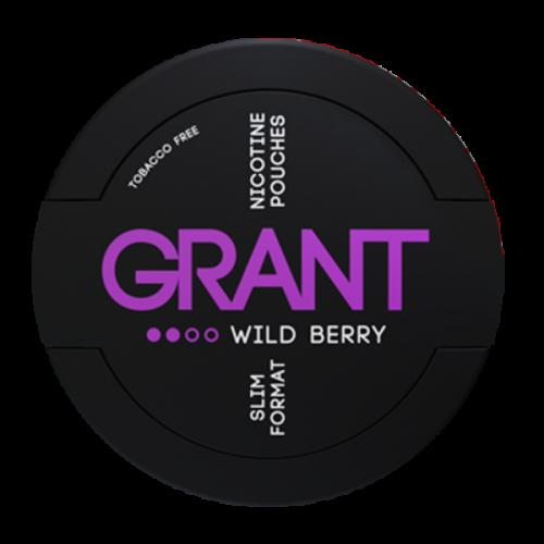 Grant Slim Wild Berry 10,4 mg/sachet