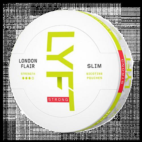 Lyft Slim London Flair 9,8mg/sachet