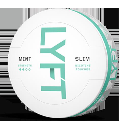 Lyft Slim Mint 5,6 mg/sachet