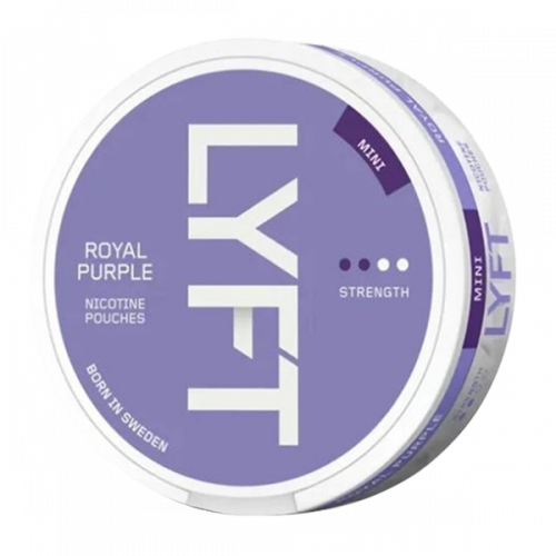 Lyft Mini Royal Purple 5 mg/sachet