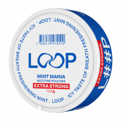 LOOP Mint Mania 12.5 mg/sachet