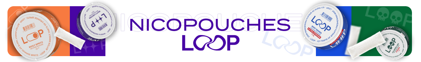 Nicotine pouches Loop