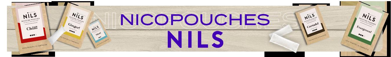 Nicotine pouches NILS