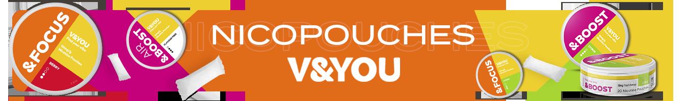 Nicotine pouches V&You